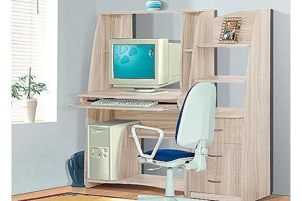 Стол компьютерный Аджио СК-2