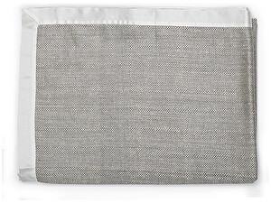 Купить плед Gingerlily Herringbone Throw, grey
