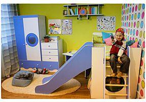 Детская мебель Морячок 38 попугаев