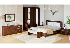 Спальня Корвет МК 44 (старый дуб)