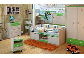 Детская мебель Корвет ЖК 4.5М