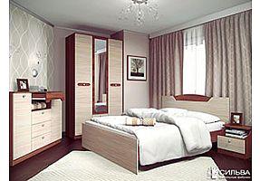 Спальня Сильва Рива