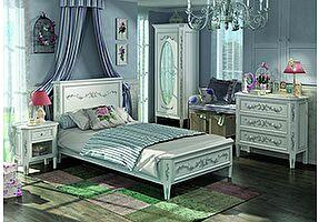 Спальня La Neige Будуар