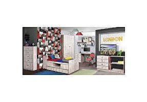 Детская мебель КМК Лондон 2