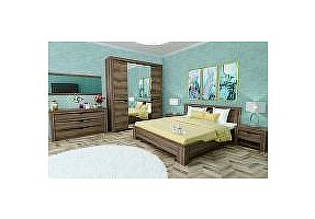 Спальня СБК Гарда (ясень таормино)