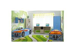 Детская мебель Стиль Турбо