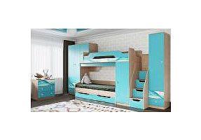 Детская мебель SV-мебель Сити 1