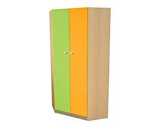 Купить шкаф 38 попугаев Выше радуги угловой