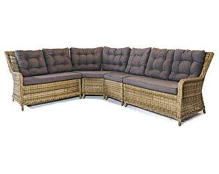 Купить набор мягкой мебели Кватросис Модульная мягкая зона Бергамо