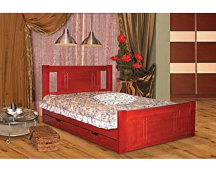 Купить кровать Альянс XXI век Дали 1 с ящиком