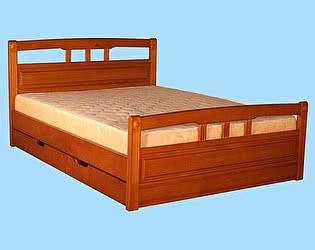 Купить кровать Альянс XXI век Флирт 1 с ящиками