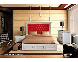 Купить кровать Альянс XXI век Лианор