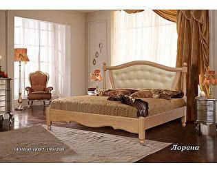 Купить кровать Альянс XXI век Лорена кожа