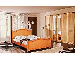 Купить кровать Альянс XXI век Вилия 1.1 ротанг