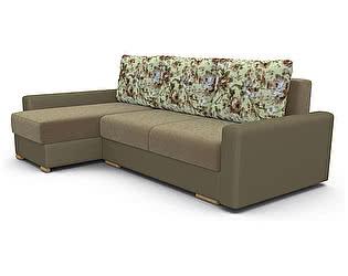 Купить диван Боровичи-мебель угловой  Лира Лонг с боковинами