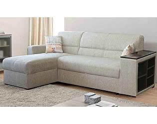 Купить диван Боровичи-мебель угловой Виктория 2-1 боковина с полкой 1400