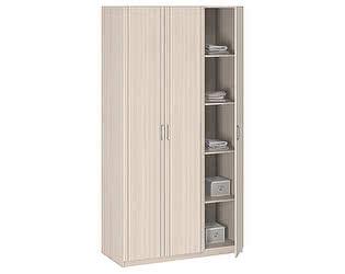 Купить шкаф Боровичи-мебель 3-х дверный без зеркала Лотос АРТ-8.03