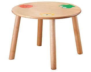 Купить стол Боровичи-мебель детский круглый
