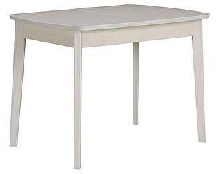 Купить стол Боровичи-мебель раздвижной 700 (нат шпон) овальная крышка