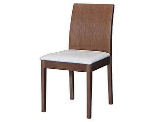 Купить стул Боровичи-мебель гнутая спинка мягкое сиденье