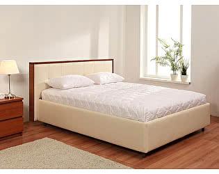 Купить кровать Боровичи-мебель Тахта Люкс Классика с накладкой