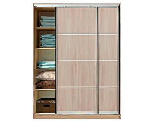 Купить шкаф Боровичи-мебель 2-дверный купе (1600х600)