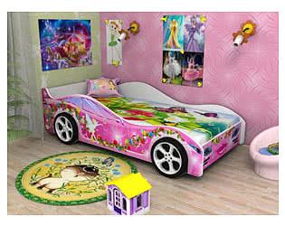 Кровати-машины Домико