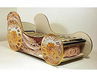 Купить кровать ВиВера -карета Мини