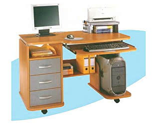 Купить стол ГРОС КСК-4 компьютерный (правый)