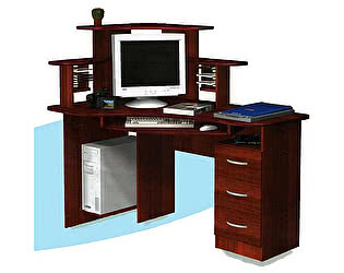 Купить стол ГРОС СКУ-5 компьютерный (левый)