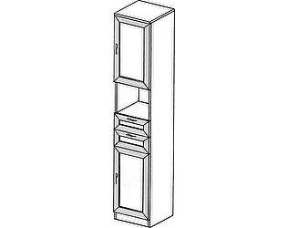 Купить шкаф ГРОС Алена ПМ 7  (рамка) с ящиками