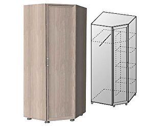 Купить шкаф ГРОС угловой Латте, Ла-3 (рамка МДФ)