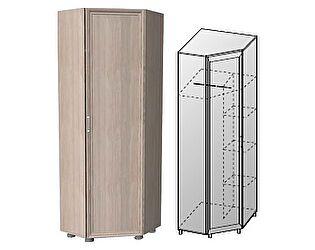 Купить шкаф ГРОС угловой Латте, Ла-4 (рамка МДФ)