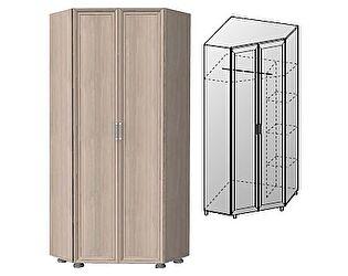 Купить шкаф ГРОС угловой  Латте, Ла-5 (рамка МДФ)
