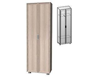Купить шкаф ГРОС платяной Латте, Ла-6 (рамка МДФ)