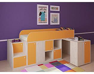 Купить кровать Ярофф чердак Малыш 3