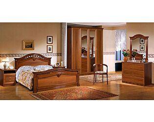 Купить спальню Ярцево Европа - 7, кровать с 2-мя спинками