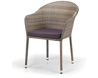 Купить кресло Афина-мебель Плетеное Y375G-W1289 Pale