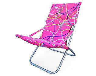 Купить кресло Афина-мебель складное Белла-3 CHO-134-1C Pink