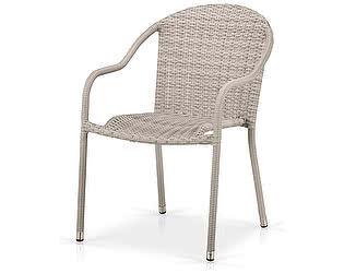 Купить кресло Афина-мебель Плетеное AFM-318G-Light Grey