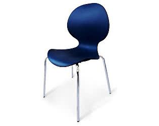 Купить стул Афина-мебель Стул пластиковый SHF-008-B Blue
