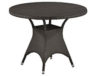 Купить стол Афина-мебель Плетеный T190AD-W52-D96 Brown