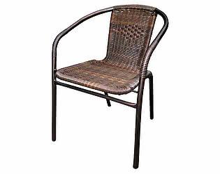 Купить кресло Афина-мебель Стул для кафе Асоль TLH-037B-R3 Brown