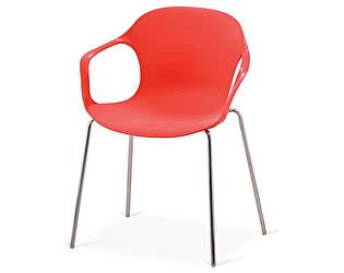 Купить кресло Афина-мебель Стул пластиковый XRB-078-BR Red