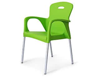Купить кресло Афина-мебель Стул пластиковый XRF-065-BG Green