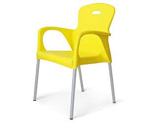 Купить кресло Афина-мебель Стул пластиковый XRF-065-BY Yellow