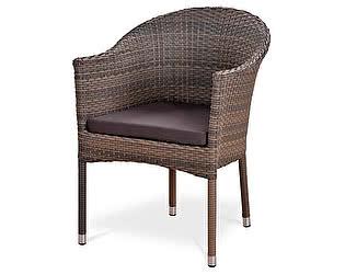 Купить кресло Афина-мебель Плетеное Y350G-W1289 Pale