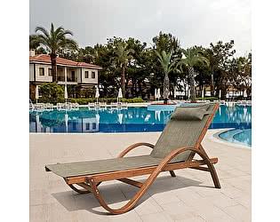 Купить шезлонгам Афина-мебель Шезлонг-лежак Мальта AFM-511 Olive