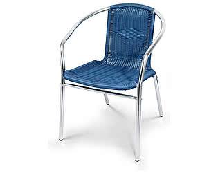 Купить кресло Афина-мебель Стул алюминевый LFT-3199E Blue