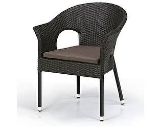 Купить кресло Афина-мебель Плетеное Y97B-W53 Brown